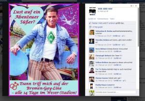 HSV-Fanseite pflegt homophobe Klischees
